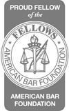 American Bar Foundation Logo