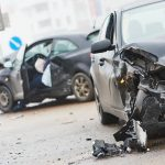 two car accidents