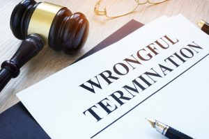 when an employee is terminated wrongfuly