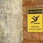 slip and fall accident case
