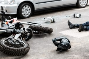 motorcycle accodent